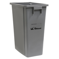 Recycling & Waste Receptacle JH485 | Nassau Supply