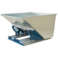 Knocked-Down Self-Dumping Hoppers MO130 | Nassau Supply