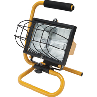 Portable Halogen Work Light XC949 | Nassau Supply