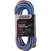 Triple Tap All-Weather TPE-Rubber Extension Cords with Light Indicator XH236 | Nassau Supply