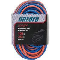 Triple Tap All-Weather TPE-Rubber Extension Cords with Light Indicator XH240 | Nassau Supply