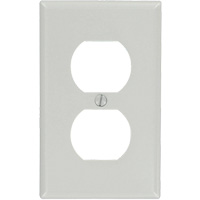 Receptacle Wallplate XI180 | Nassau Supply