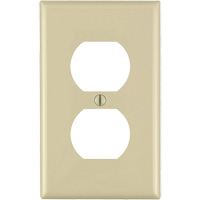 Receptacle Wallplate XI181 | Nassau Supply