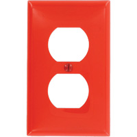 Receptacle Wallplate XI182 | Nassau Supply