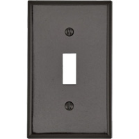 Toggle Wallplate XI187 | Nassau Supply
