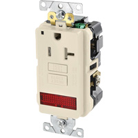 SmartlockPro<sup>®</sup> Extra Heavy-Duty Self-Test GFCI Receptacle XI219 | Nassau Supply