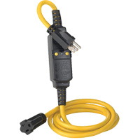 Inline GCFI Extension Cord & Connector XI229 | Nassau Supply