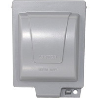 Extra-Duty GFCI & Decora<sup>®</sup> Wallplate Cover XI244 | Nassau Supply